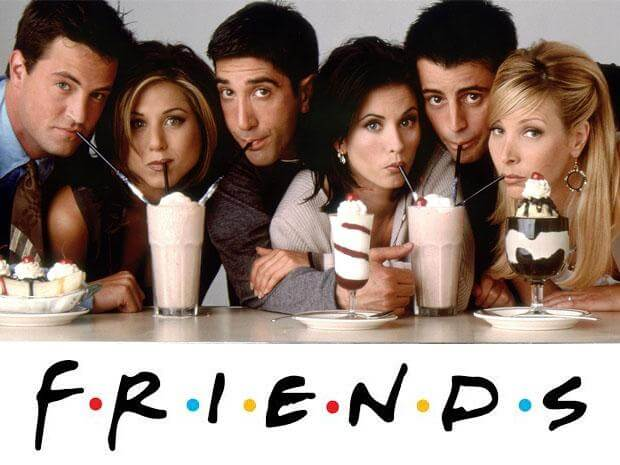 Watch Friends Season 1 Episode 1 : Pilot